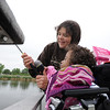Anicee Lamoreaux, 8, right, fishes with her aunt Stacey Hunvald during Saturday's Fishing Derby at Tom Frost Reservoir.<br /> <br /> May 10, 2012 <br /> staff photo/ David R. Jennings