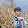 Matthew Balzano, 7, prepares to cast his line during Saturday's fishing derby at Tom Frost Reservoir  sponsored by the Broomfield Open Space Foundation in cooperation with the Colorado Division of Wildlife and the City and County of Broomfield.<br /> May 7, 2011<br /> staff photo/David R. Jennings