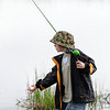 Micah Oren, 9, fishes during the Fishing Derby sponsored by the Colorado Division of Wildlife and Broomfield Open Space Foundation at Tom Frost Reservoir on Saturday<br /> May 14, 2010<br /> Staff photo/ David R. Jennings