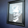 A painting on the wall at the Frightmare house at 108th and Olde Wadsworth on Saturday.<br /> October 15, 2011<br /> staff photo/ David R. Jennings