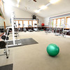 "The workout room in the  Gold Run apartment complex in Boulder.<br /> For a video of Pilling showing off his nice living quarters go to  <a href=""http://www.coloradodaily.com"">http://www.coloradodaily.com</a><br /> Photo by Paul Aiken"
