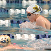 Thompson Valley's Jessi Modlich swimming  in the 200 yard IM during the state 4A girls swimming finals on Saturday at the Veterans Memorial Aquatic Center.<br /> February 9, 2013<br /> staff photo/ David R. Jennings