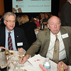 Broomfield Veterans Mike Fellows, left, and Larry Hasty at the Heart of Broomfield Awards ceremony with the Broomfield Community Foundation at the Omni Interlocken Resort Hotel on Monday.<br /> <br /> March 1, 2010<br /> Staff photo/David R. Jennings
