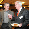Jim Vogel, left,  and Mayor Pat Quinn at the Heart of Broomfield Awards ceremony with the Broomfield Community Foundation at the Omni Interlocken Resort Hotel on Monday.<br /> <br /> March 1, 2010<br /> Staff photo/David R. Jennings