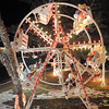 "The ferris wheel in Kim Weibert's holiday lighting display at 1188 Clubhouse Drive.<br /> More photos please see  <a href=""http://www.broomfieldenterprise.com"">http://www.broomfieldenterprise.com</a><br /> December 9, 2011<br /> Staff photo/ David R. Jennings"