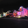 The holiday spirit is shown in the lighting displays on Dover Ct. December, 2010<br /> staff photo/David R. Jennings