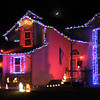 1221 Dover Ct. lighting display for the Dover Court lighting competition. <br /> December, 2010<br /> staff photo/David R. Jennings