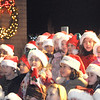 The Kohl Elementary School Choir performing at the Holiday Tree Lighting Ceremony at the Broomfield City and County Building on Friday<br /> December 4, 2009<br /> Staff photo/David R. Jennings