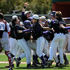 SP30PRPBASEBALL3A_MM_05--15.jpg Holy Family celebrate after defeating Eaton High in the 3A Colorado State Baseball Championship game at Butch Butler Field in Greeley, Colo. on Saturday 05/29/10.  The game was called after the 5th inning when Holy Family went up 11-1 to clinch the victory.  (SPECIAL TO THE POST/ MATT MCCLAIN)