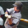Sean Urban, Holy Family swings against Faith Christian during Saturday's game at Faith Christian.<br /> <br /> April 17, 2010<br /> Staff photo/David R. Jennings