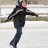 Ethan Schrauf, 7, from Erie,  skates at the Winter Skate ice rink in the Village at FlatIron Crossing mall on Saturday. <br /> <br /> December 12, 2009<br /> Staff photo/David R. Jennings