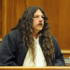 Leon Furlon testifies for the defense on October 22, 2009 in the Abeyta trial.<br /> Joseph Abeyta is on trial for the murder of  William Andrews.<br /> Cliff Grassmick /  October 22, 2009