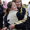 Legacy's Payton Price hugs her mother Jill after  the team won the state 5A softball championship by  defeating Ralston Valley 1-0 in 8 innings, Saturday, at the Aurora Sports Park. <br /> October 24, 2009<br /> Staff photo/David R. Jennings