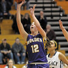 Boulder's Courtney Van Bussum shoots the ball against Legacy during Friday's game at Legacy.<br /> January 6, 2012<br /> staff photo/ David R. Jennings
