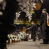 Dignitaries speak during Wednesday's 10th Legacy HIgh School graduation at Coors Events Center at CU.<br /> May 19, 2010<br /> Staff photo/ David R. Jennings