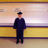 John Miller waits for fellow graduates to line up before Wednesday's 10th Legacy HIgh School graduation at Coors Events Center at CU.<br /> May 19, 2010<br /> Staff photo/ David R. Jennings