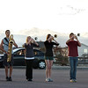 Legacy High Marching Band's trumpet and saxophone sections perform a warm-up during practice on Thursday.<br /> <br /> November 10, 2011<br /> staff photo/ David R. Jennings