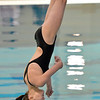 Monarch's Savanah Magness makes a dive during the dual meet between Monarch and Legacy at the Veterans Memorial Aquatic Center in Thornton on Thursday.<br /> December 20, 2012<br /> staff photo/ David R. Jennings