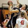 Legacy's Patrick Medina goes to the basket against Fairview during Thursday's game at Fairview.<br /> February 2, 2012<br /> staff photo/ David R. Jennings