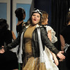 "Christa Gesicki as Trix the Aviatrix sings in a musical number during Friday's rehearsal of Legacy High's production of ""The Drowsy Chaperone"".<br /> February 4, 2011<br /> staff photo/David R. Jennings"