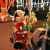 A Mickey Mouse doll rides the merry go round in the holiday lighting display at 1188 Clubhouse Drive in Broomfield.<br /> December 6, 2012<br /> staff photo/ David R. Jennings