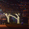 The trees in Midway Park were decorated for the holidays in Broomfield.<br /> December 6, 2012<br /> staff photo/ David R. Jennings