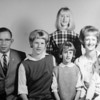 Bob and Ottilie Seeber pose with their children Cindy, Susan, Sally, and Jack in the 1965.<br /> <br /> <br /> courtesy of the Seeber family