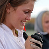 Loveland's Cassidy Smith smiles after winning Saturday's state 5A softball championship game at Aurora Sports Park.<br /> <br /> October 20, 2012<br /> staff photo/ David R. Jennings