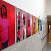 Photographs by Broomfield High senior Max Lee for his Day of Silence photography exhibit for the  gay and straight alliance at the school on Friday. <br /> <br /> April 16, 2010<br /> Staff photo/David R. Jennings