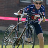 "CROSS03<br /> Ben Hogan, 12, of Louisville Middle School, reaches the top of a run-up during the Middle Cross Bike Fest at Manhattan Middle School on Wednesday.<br /> For more photos, visit  <a href=""http://www.dailycamera.com"">http://www.dailycamera.com</a>.<br /> <br />  <br /> Photo by Marty Caivano/Camera/Nov. 11, 2009"