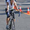 Lucky Lemley bicycles down Lamar St. for the second stage of the Mini Haha Triathlon at the Broomfield Community Center.<br /> June 8, 2012 <br /> staff photo/ David R. Jennings
