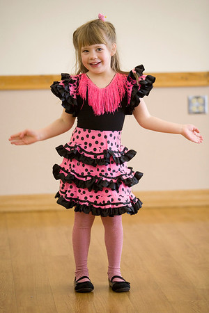 Neveah Kubitsch, age 5, auditions for the seventh annual Night of the Stars Talent Competition on Saturday at the Broomfield Community Center. <br /> <br /> photo/Matt Kelley