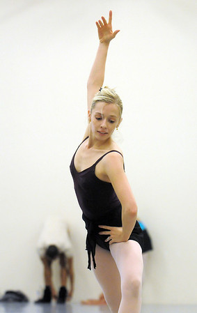 Julie King performs the Spanish Dance during rehearsal for Ballet Nouveau Colorado's Nutcracker at the studio on Saturday.<br /> <br /> November 26, 2011<br /> staff photo/ David R. Jennings