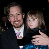 Brian Conly, director of Bal Swan Children's Center, with his daughter Lily.<br /> <br /> October 30, 2009<br /> photo/Gerry Case