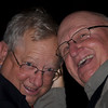 Rick Simmons, left, and Paul Derda<br /> <br /> October 30, 2009<br /> photo/Gerry Case