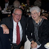 148<br /> Bob Davenport, left, and Betty Calvin<br /> <br /> October 30, 2009<br /> photo/Gerry Case