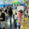 Games, inflatables,and the Easter Bunny attracted 134 children and their relatives to the Preschool Easter Party at the Broomfield Community Center on Thursday.<br /> April 5, 2012 <br /> staff photo/ David R. Jennings