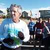 Frank Shorter prepare to start the 5K run during the Frank Shorter Race 4 Kid's Health a Broomfield Rotary fundraiser for Healthy Learning Paths at the Broomfield County Commons on Sunday.<br /> April 10, 2011<br /> staff photo/David R. Jennings