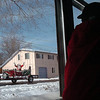 Santa waves to Bal Swan Children's Center students at the Louisville Elk's Lodge on Saturday.<br /> For more photos please see broomfieldenterprise.com.<br /> December 3, 2011<br /> staff photo/ David R. Jennings