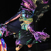 Maddie Fernandez, Seven Falls Indian Dancers, performs a woman's fancy shawl dance during  the Children's Library's Wonderful Wednesdays at the Audi the Mamie Doud Eisenhower Public Library.<br /> June 8, 2011<br /> staff photo/David R. Jennings