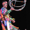 Derek Howell, a Pawnee with the Seven Falls Indian Dancers, forms a sphere to end the hoop dance during  the Children's Library's Wonderful Wednesdays at the Audi the Mamie Doud Eisenhower Public Library.<br /> June 8, 2011<br /> staff photo/David R. Jennings