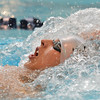 Silver Creek's Tyler Lis swimming in the 200 yard IM finals during the state 4A  Boys Swim and Dive Championships at Veterans Memoirial Pool in Thornton on Saturday.<br /> <br /> May 19, 2012 <br /> staff photo/ David R. Jennings