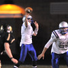 Broomfield's quarterback Angelo Perez passes against Monarch during the quarterfinals 4A game at Centaurus High on Friday.<br /> November 18, 2011<br /> staff photo/ David R. Jennings