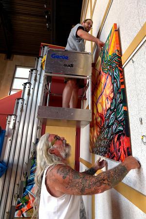 TOM CROSS BROOMFIELD ART