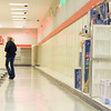 A customer of the Broomfield Target store shops on Saturday, the last day the store will be open.<br /> January 26, 2012<br /> staff photo/ David R. Jennings