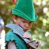 James Knudtsen, 8, playing Peter Pan waits before Sunday's performance of the Lemonade Players neighborhood production of Peter Pan.<br /> <br /> <br /> June 26, 2011<br /> staff photo/ David R. Jennings