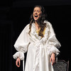 Audrey Felderman as Christine performs a song during dress  rehearsal of Legacy High School's presentation of The Phantom of the Opera  on Thursday.<br /> February 9, 2012<br /> staff photo/ David R. Jennings