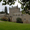 Cawdor Castle is a superb fairy-tale castle and is still occupied by the Dowager Countess Cawdor.<br /> <br /> photo/Gerry Case
