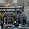 Greyfriar's Bobby's Bar – named for a Skye Terrier that faithfully guarded his master's grave for 14 years.<br /> <br /> photo/Gerry Case