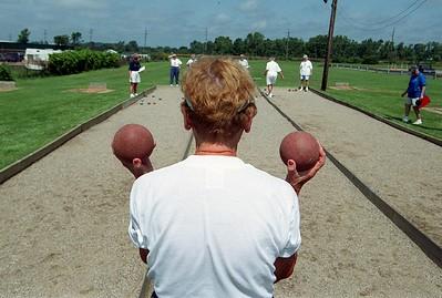 BB Golden Age Games-Bocce Balls